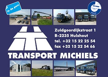 Transport Michiels