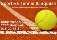 Tennis en Squash Sportiva
